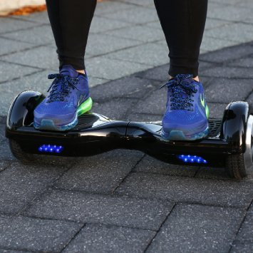 GalaxyBoard hoverboard review