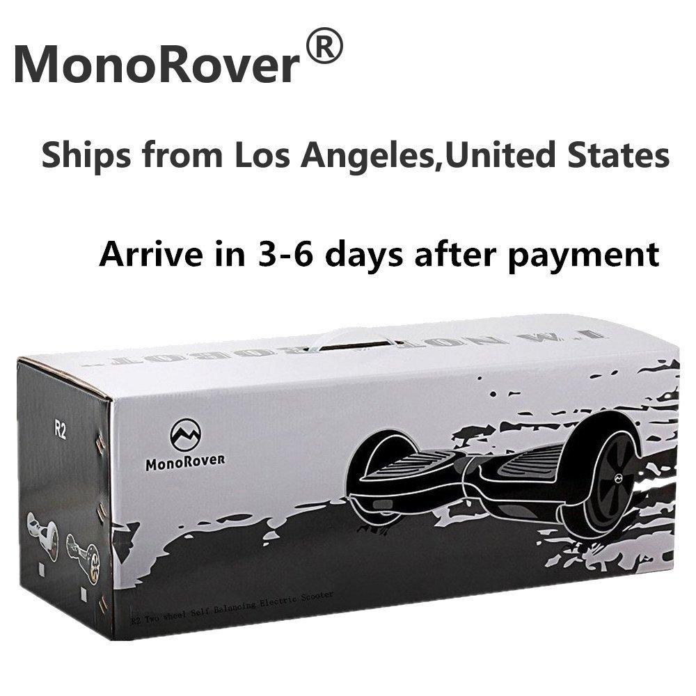 Monorover R2 self-balancing board review