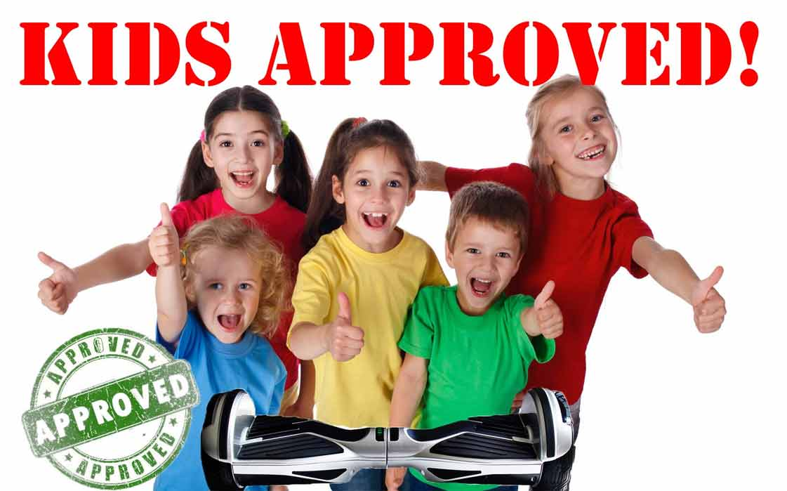 Best kids and family approved hoverboard