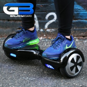 The fastest hoverboard available