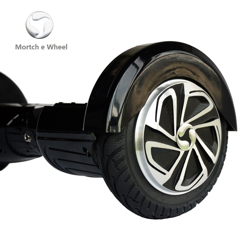 Mortch hoverboard segway with bluetooth