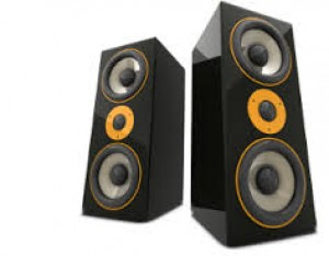 double speakers