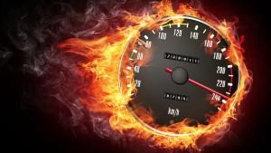 top speed segway