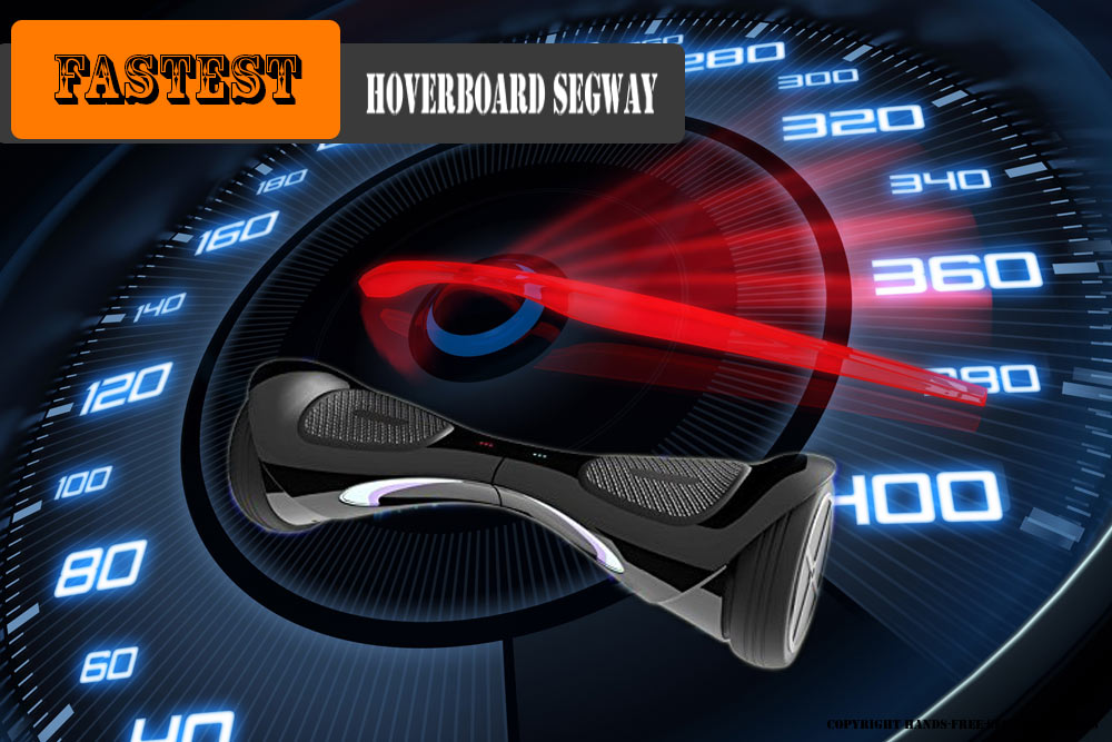 FAst hoverboard thumbnail