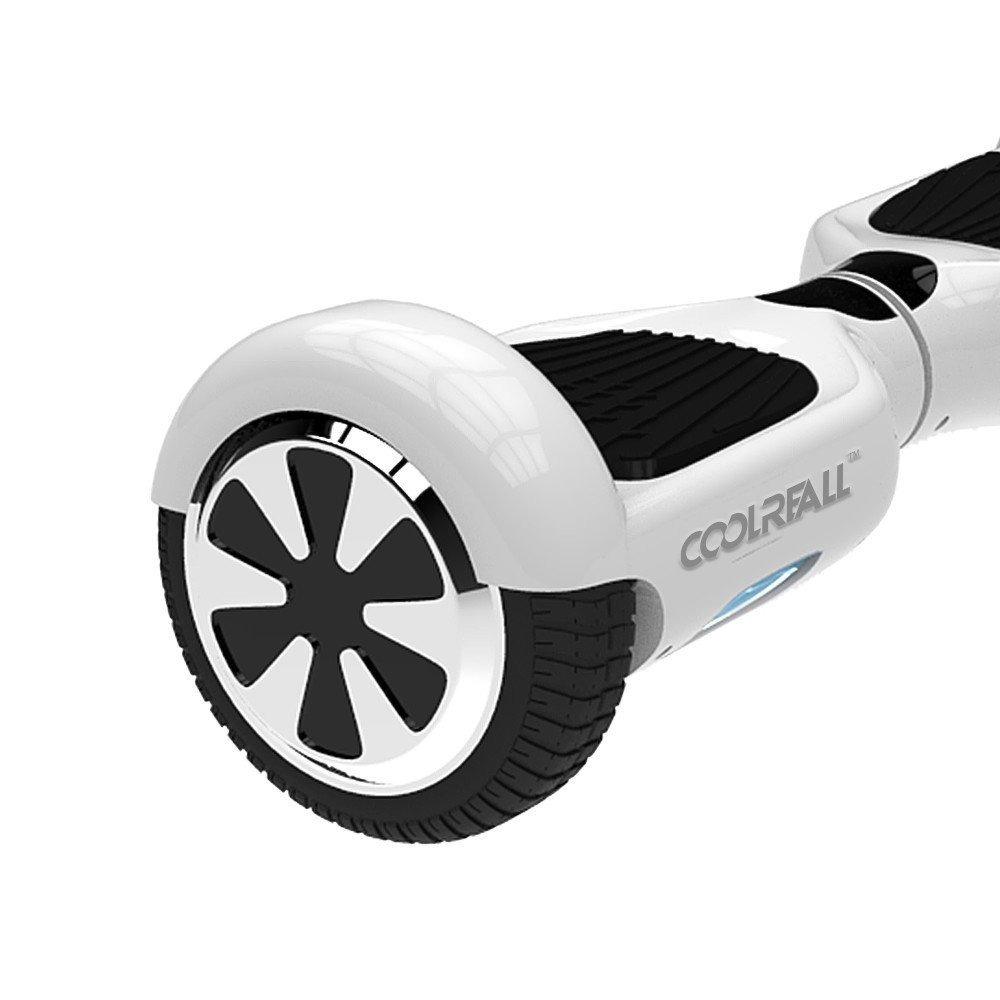CoolReall self-balancing scooter review