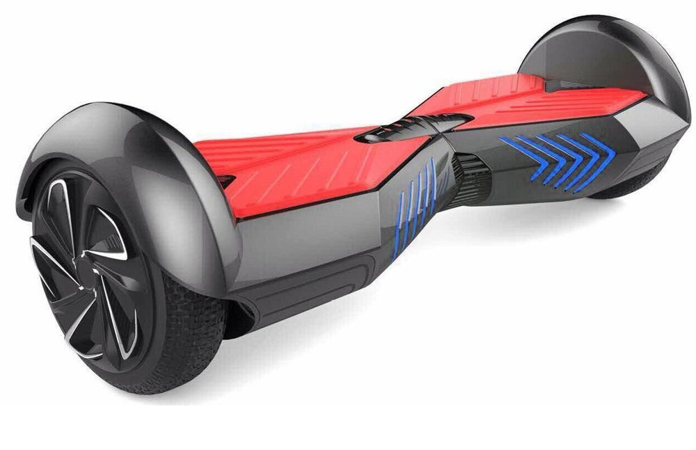 IRoam eboard Segway review 2015