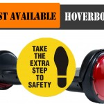 Safe hoverboards available on Amazon