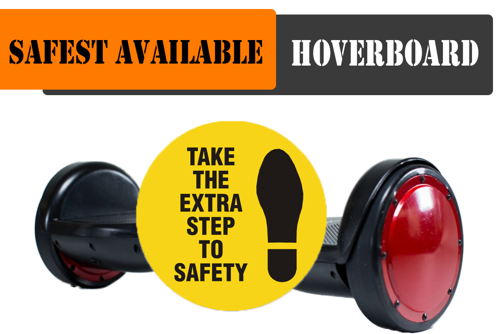 Find The Safetst Hoverboards Available On Amazon 2015
