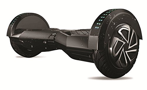 Jetson Electric self-balancing scooter review w/ turbo & bluetooth