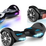 the 3 tomoloo hoverboards tested