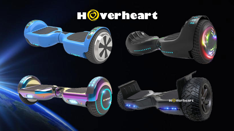 All Hoverheart Hoverboards Reviewed – Find the model that alignes with your needs