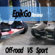 EpikGo hoverboard review – The off-road, all-terrain VS sports