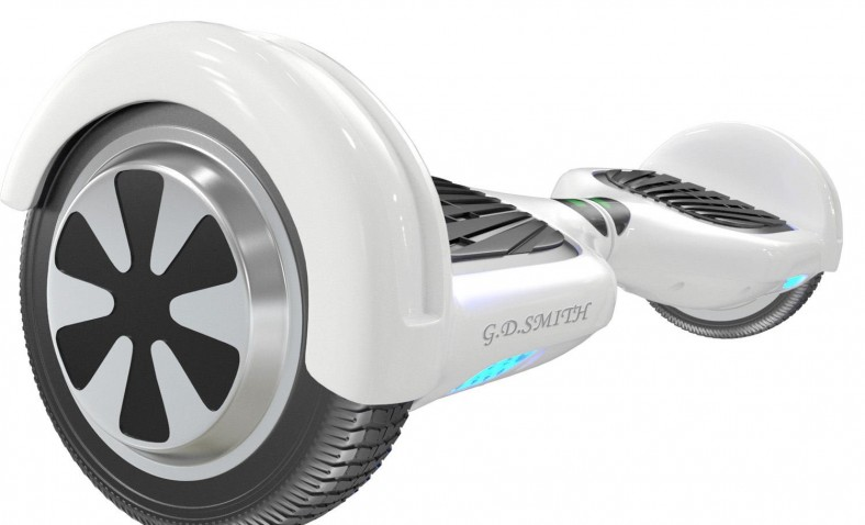 G.D Smith Self-balancing scooter with bluetooth review