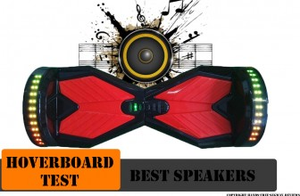 Best Hoverboard with speakers 2017